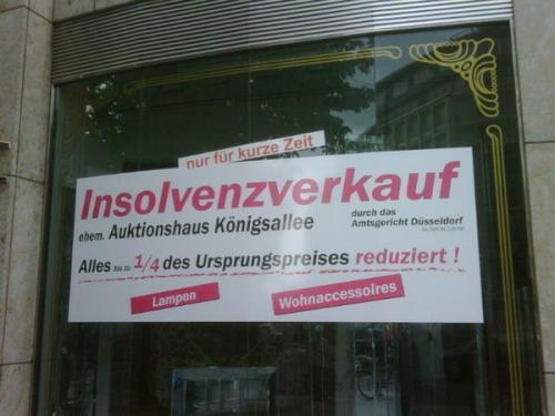 Düsseldorfs erste Adresse schwächelt